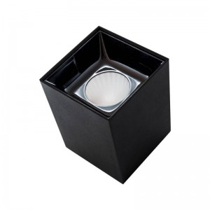 Square Pendant LM PC3008-12W black