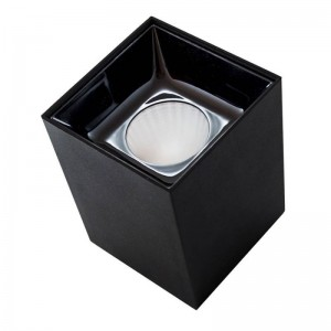 Square Pendant LM PC3008-30W black