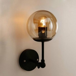 Wall Glass Lamp BK2027-W-1L