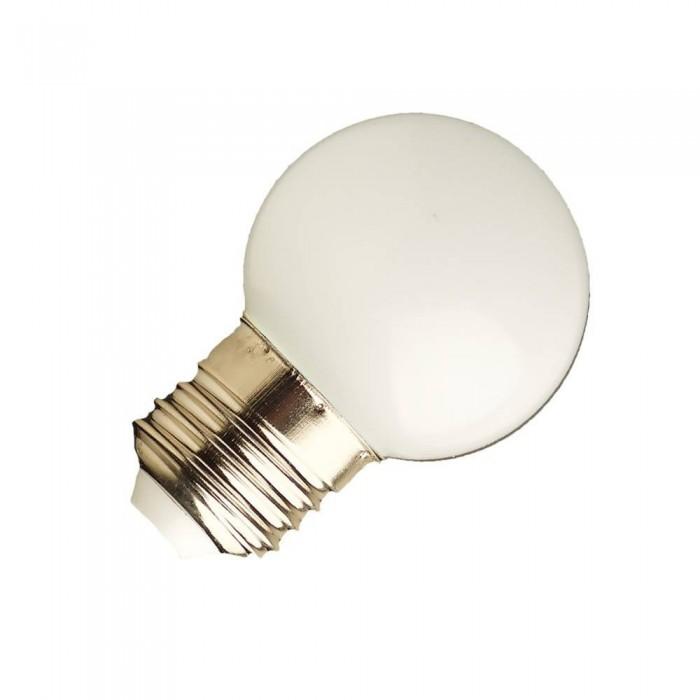 Festoon bulb G45 1W E27 Color