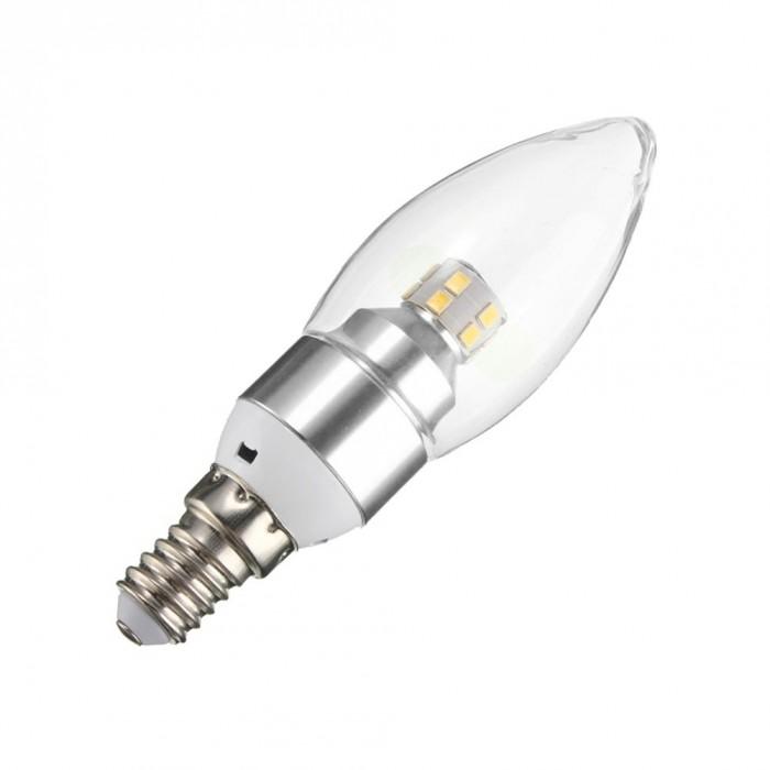 Candle Light 5W SMD2835 E14 BL-CA-1