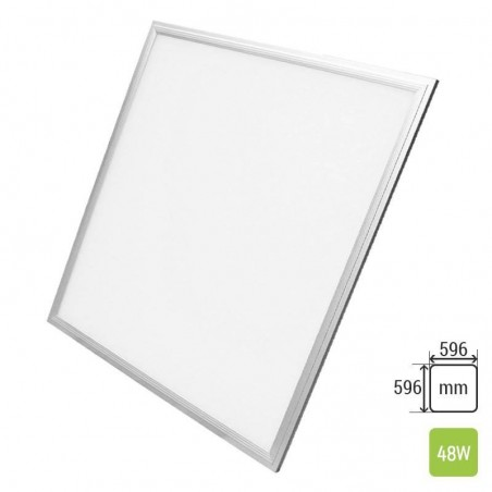 LED панель квадратная встраиваемая (48 Ватт)