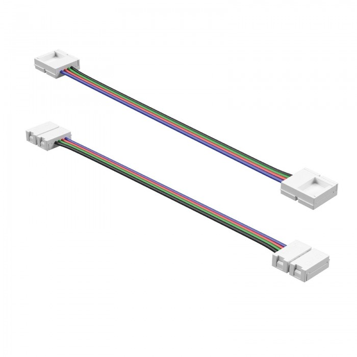 Led Strip connector RGB A4P-10mm wire connection L-150mm