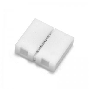 Led Strip connector RGB B4P-10mm 180degrees