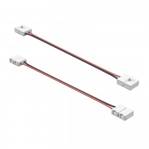 Led Strip connector A2T-2P-8mm wire connection L-150mm both ends