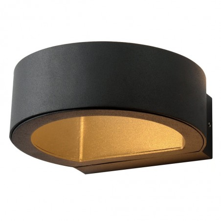 Wall Lighting Black LC15201 12W