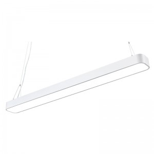 Pendant Square Office 40W, 4000K, 1200*100*55mm, LM-S003