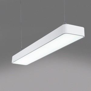 Pendant Square Office 170W, 4000K, 1200*300*55mm, LM-S004