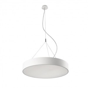Pendant Round Office 115W, 6000K, 600*75mm, LM-S006