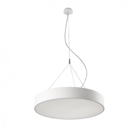 Pendant Round Office 115W, 6000K, 750*75mm, LM-S007