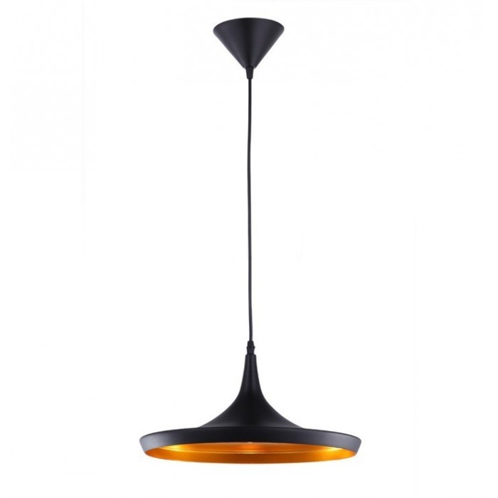 Pendant Iron Fitting housing C1516/1 black/copper