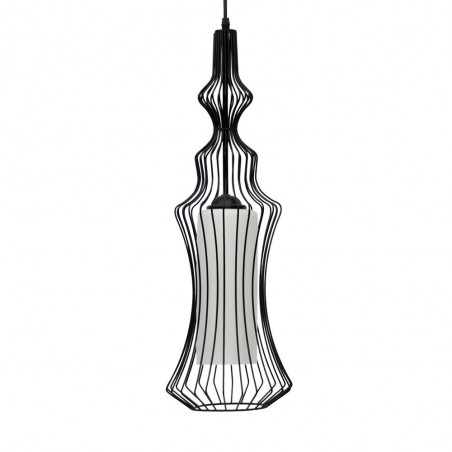 Pendant Iron Fitting housing C1289/1, black