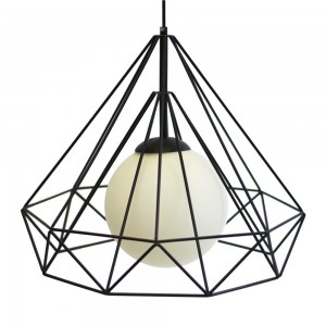 Iron Pendant Lamp C1298/1-450mm