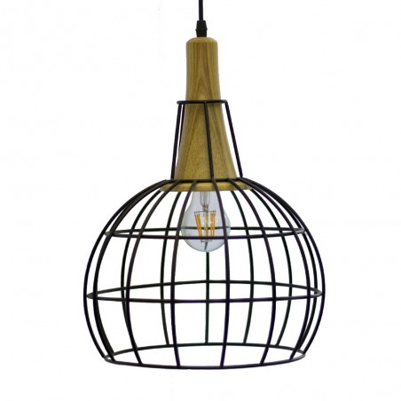 Iron Pendant Lamp F4192/1