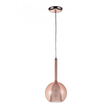 Pendant Iron Fitting housing F4791/1  copper