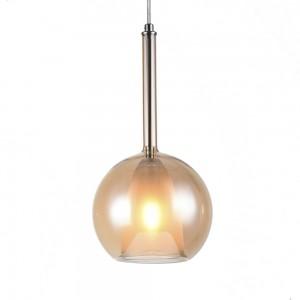 Pendant Iron Fitting housing F4792/1  amber
