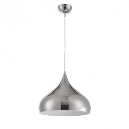Pendant glass Fitting housing F4704/1 chrome