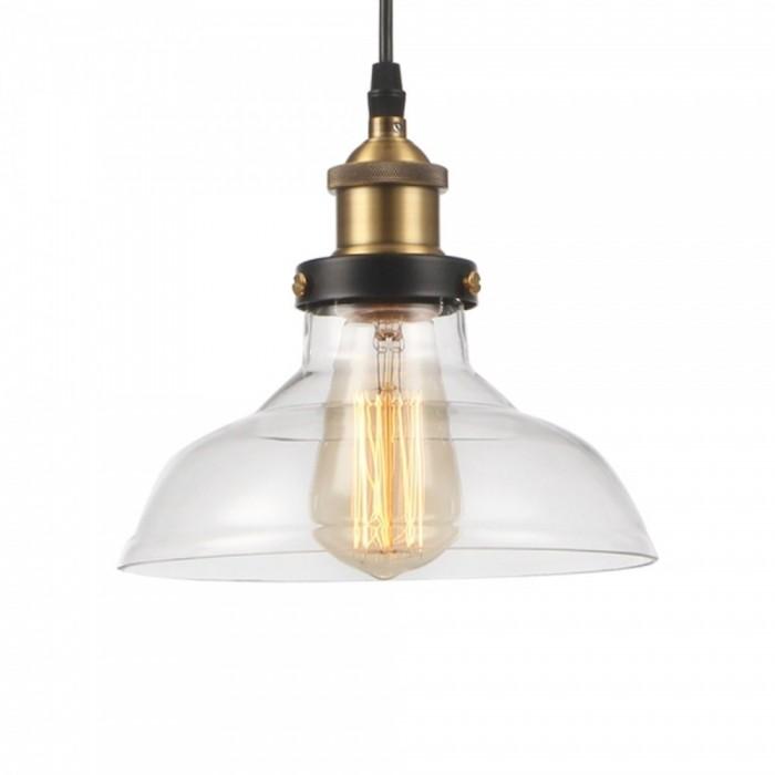 Pendant glass Lamp BK2014-P-S dia.20cm