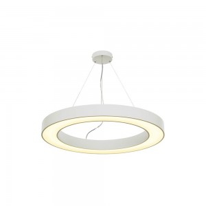 Round Pendant lamp D800 100W white