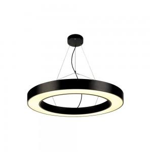 Round Pendant lamp D800 100W black