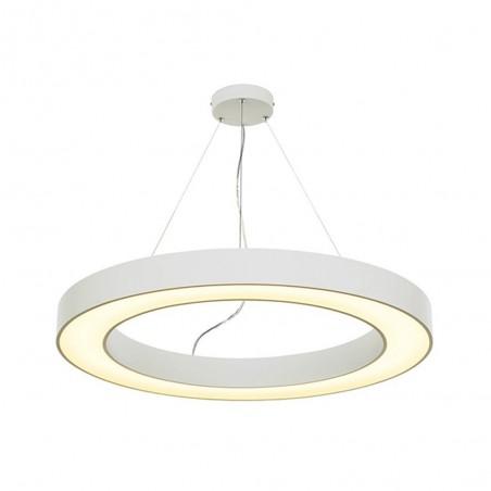 Round Pendant lamp D1200 135W white