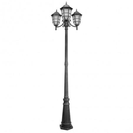 Retro Park lamp 3lamps 15024-PL3 size:E550 H2200