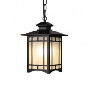 Retro Pendant lamp XYF-32-H sizeE180 H305