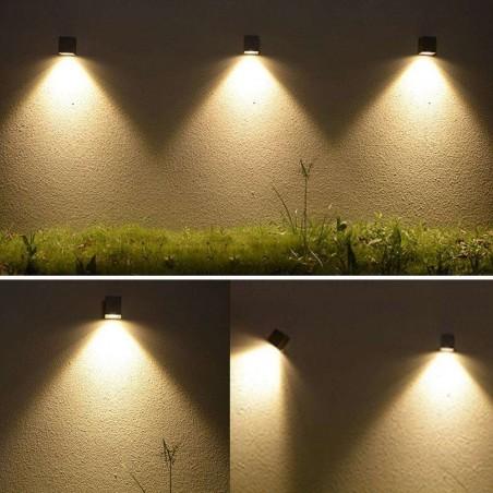 Wall Lighting Black LC1010/1
