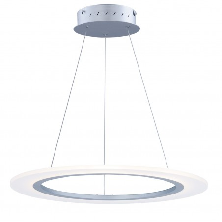 Pendant SATURN ACRILYC 9301 (30W / 6000K / 800mm)