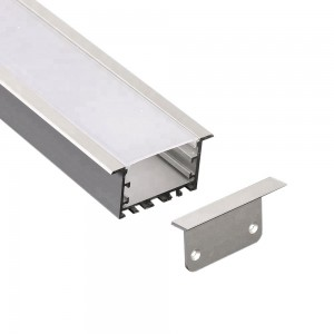 Aluminium Profile LMC-6532-3 65*32mm 3m/PC