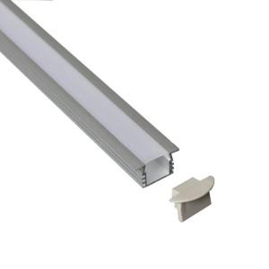 Profil din aluminiu pentru banda LED LMC-2212 16.02x12.00mm 2m/PC Furniturre