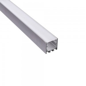 Profil din aluminiu pentru banda LED LMC-3535-3 35*35mm 2m/PC