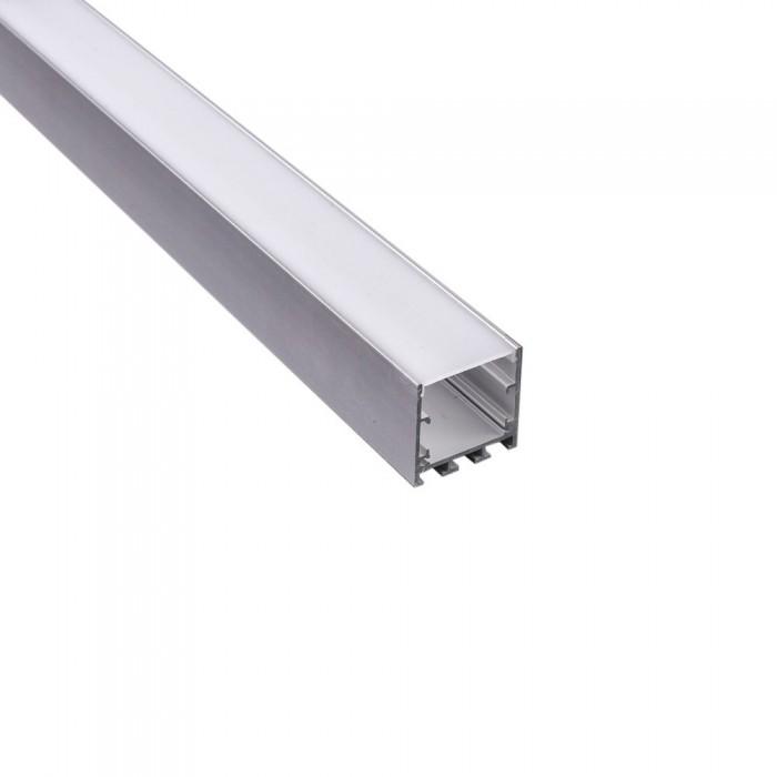 Alluminium profile Profil din aluminiu pentru banda LED LMC-3535-3 35*35mm 2m/PC