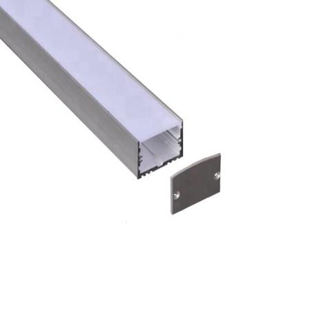 Alluminium profile Profil LMC-3525-2 35*25mm 2m/PC