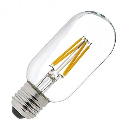 Bec cu filament LED E27 T45