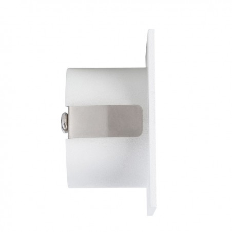 Square Steplight 5W, 80*80mm, white