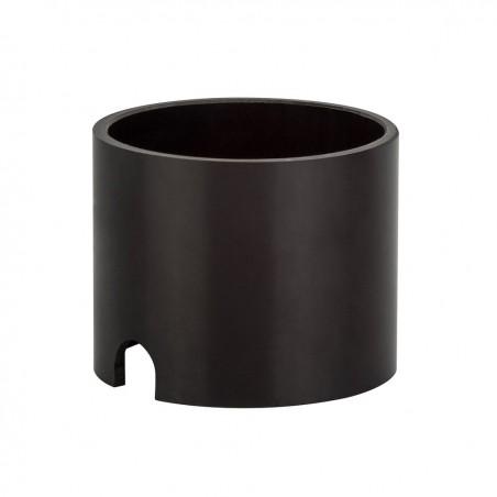 Square Steplight 5W, 80*80mm, black