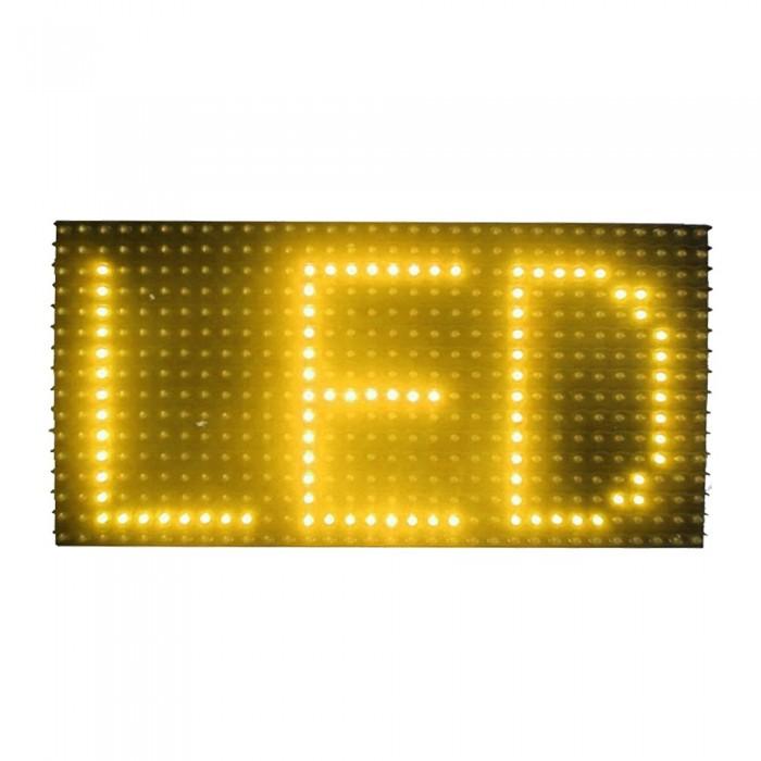 Модуль/экран моноколор PH10TV Yellow