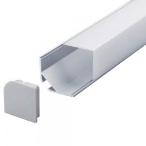 Profil din aluminiu pentru banda LED MC-A265-2 30*30mm 1200mm/PC pedant