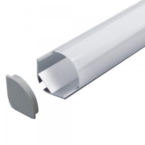 Profil din aluminiu pentru banda LED MC-A265-1 30*30mm 1200mm/PC pedant