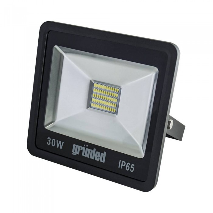 Projector SMD 30W black FULL SPECTRUM