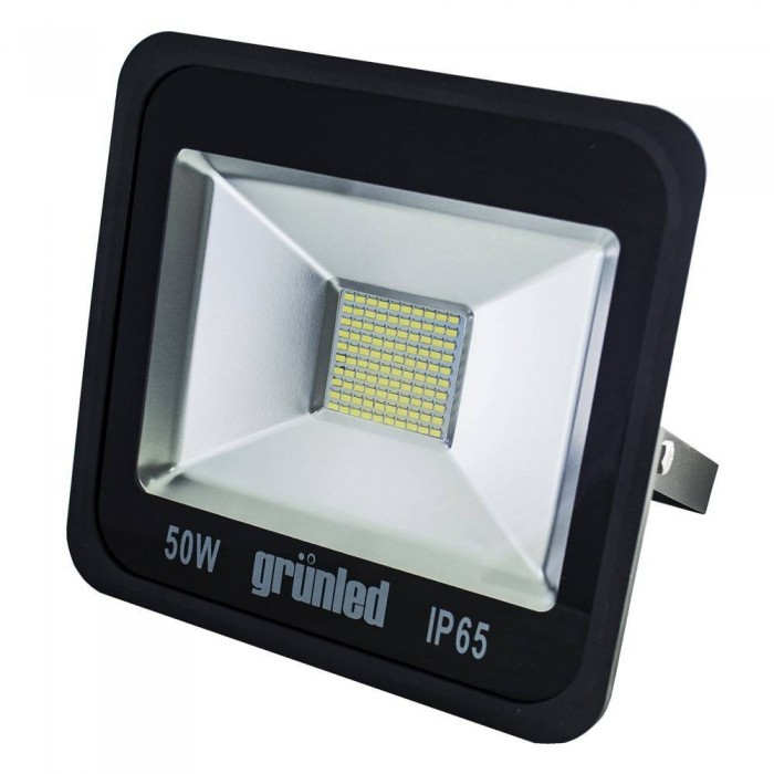 Projector SMD 50W black FULL SPECTRUM