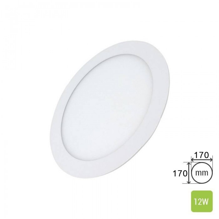 Round Ceiling Panel TS-P0112 (12W)