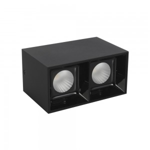 Grid Light housing LM 3008-2*18WL Black