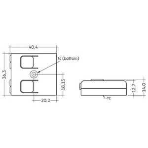 Wireless passive module basicDIM 28002574
