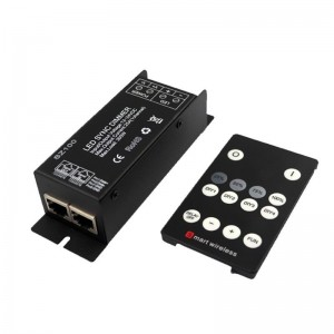 Led Dimmer controller 2CCT HX-SZ100-CT DC12-24V, 2CH*6A