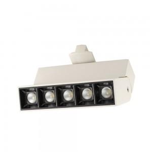 Line Track Light LM35-5 (10W) White