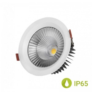 COB Downlight Round LM D2002 IP65 30 (W)