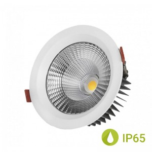 COB Downlight Round LM D2002 IP65 40 (W)