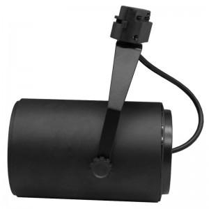 Track spot QF-2089 20-30W Black